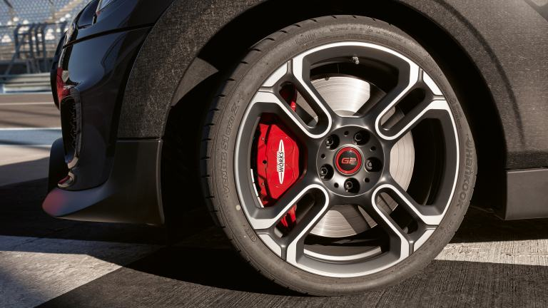 MINI John Cooper Works GP – колеса – 18""